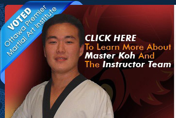 Click here To Learn More About Master Koh And The Instructor Team